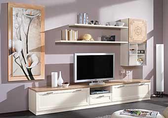 Soggiorno Classico Bianco ~ Ispirazione Design di casa